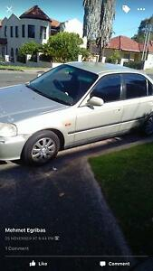 2001 AUTOMATIC Honda Civic SALE PRICE DROP Berala Auburn Area Preview