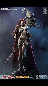 Sideshow Red Sonja Exclusive