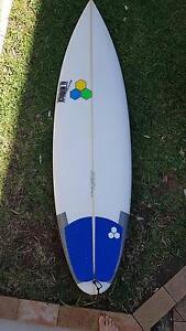 Al Merrick T-Low 6'0. 19'. 2 7/16'. Bar Beach Newcastle Area Preview