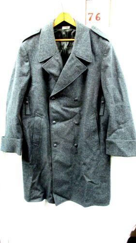 WWII RED CROSS Wool Coat OUTSTANDING Vintage Antique XL Sz 52, Boy Scout Ldr #76