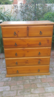 Tallboy solid timber
