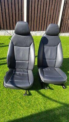 bmw z4 e89 black leather  seats