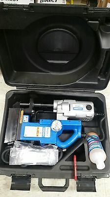 Hougen Hmd904s Swivel Base Magnetic Drill - New 115v 2 Doc - Free Shipping
