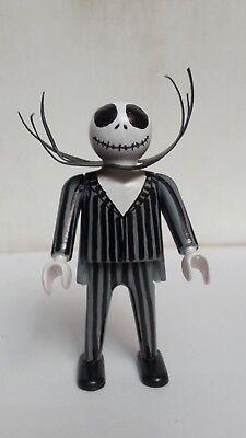 playmobil halloween jack pesadilla antes de navidad,custom segunda mano  Talavera de la Reina