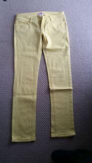 Supre yellow jeans Molendinar Gold Coast City Preview