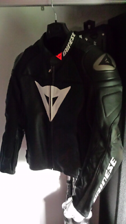 Dainese lether  jacket