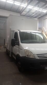 New food truck ---2008 iveco daily