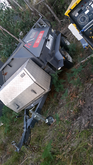 Tradesman trailer tandem. St Andrews Nillumbik Area Preview