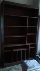 FREE STUFF - Bookshelves, Pictures, RetroSide Cabinets North Strathfield Canada Bay Area Preview