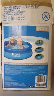 Intex Easy Set Pool 244cm x 76cm Upper Coomera Gold Coast North Preview