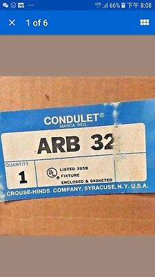 Crouse-hinds Arb32 Condulet