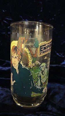 1980 Vintage Tumbler Coca Cola The Empire Strikes Back