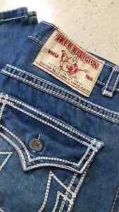 True Religion Mens Jeans 36 Billy Super T Parrearra Maroochydore Area Preview