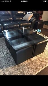 Excellent Table & Cube Stools~$185!