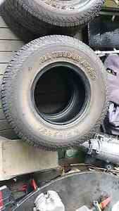 31inch tyres! Newcastle Newcastle Area Preview
