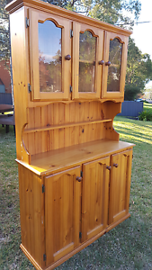 Timber buffet and hutch Valley Heights Blue Mountains Preview