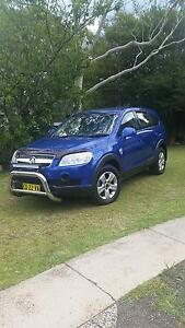 2008 Holden Captiva Wagon Castle Hill The Hills District Preview