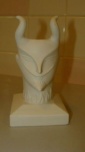 Jonathan Adler Ceramic Devil Candle Holder/Match Holder/Sculpture