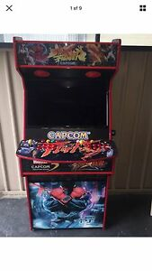 Custom built arcade machines from $1549-$2199 with pinball Brighton Brisbane North East Preview