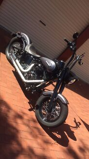 2015 Harley Davidson softail slim