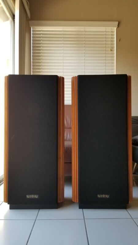 Infinity Reference Standard 7 Kappa Vintage Speakers