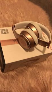 Beats Solo3 Wireless, Rose Gold ( limited edition)
