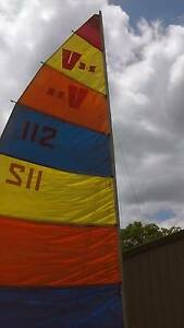 Wanted main sail rig or complete boat 12' catamaran Mount Crosby Brisbane North West Preview