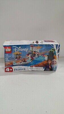 LEGO Disney Frozen II Anna's Canoe Expedition 41165(108 Pieces)