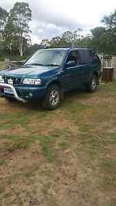2000 Holden Frontera Rokeby Clarence Area Preview