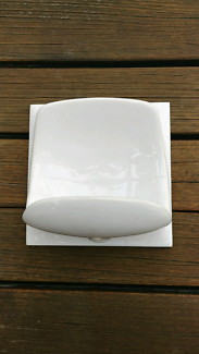Two New Ceramic Soap Holders 150mm x 150mm