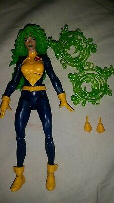 "Marvel legends POLARIS (90s) LOOSE From 2-Pack  6"" Figure 80 Years X-men"