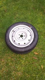 Subaru Liberty Gen 3 3rd Gen Spare Wheel and Tyre