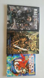 intron depot 1, 2, 3 the manga art books of masamune shirow Helensvale Gold Coast North Preview
