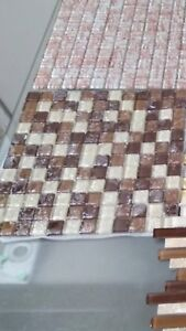 Mosaic Wall and Floor Tile Blowout (Moving Sale)