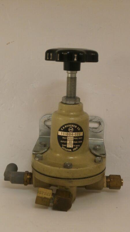 NORGREN PRESSURE REGULATOR 11-004-022