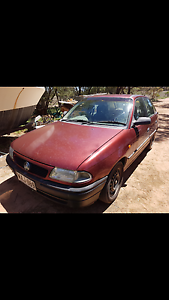 1996 Holden Astra Hatchback Port Pirie Port Pirie City Preview