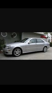 2003 Mercedes Benz S55 AMG **PARTS ONLY**