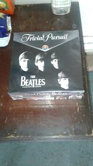 Beatles trivial pursuit game.