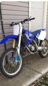 Complete 05 Yamaha YZ125 Part Out