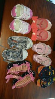 Baby girl clothes, hats and shoes Mango Hill Pine Rivers Area Preview