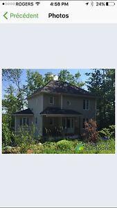 Maison à vendre près de Magog et Orford