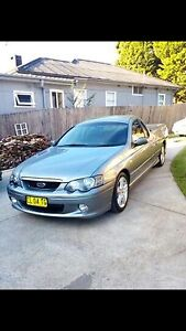 2003 ford falcon ute 2018 April rego auto Revesby Bankstown Area Preview