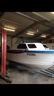 Nereus 20ft 2013 boat and motor  Kadina Copper Coast Preview