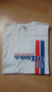 classic 80,s vespa print t shirt