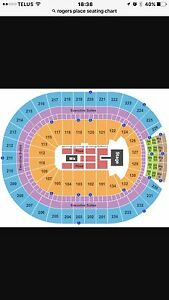 2 Hard Copy Tix Red Hot Chili Peppers Lower Bowl $200 OBO