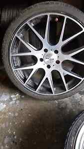 20 inch to suit ford Hamilton Newcastle Area Preview