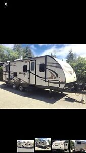 Rv travel trailers for rent, competitive pricing