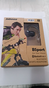 Wireless Sports headphones ( bluetooth / handsfree ) Peppermint Grove Cottesloe Area Preview