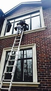 Professional Window & Eaves Cleaning, SigSug