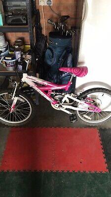 Childrens Bike (Pink)